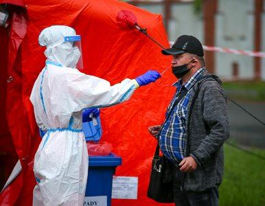 Prawie 700 nowych zakażeń koronawirusem w Polsce. To rekordowy dzienny...