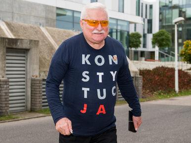 Wałęsa komentuje wywiad dla rosyjskich mediów. Poruszył także wątek...