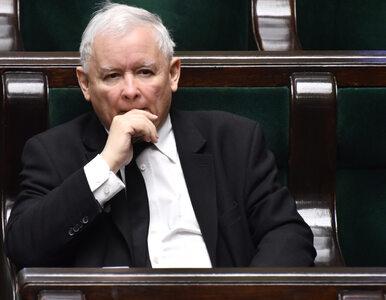 """Kaczyński ocenia motywacje opozycji ws. wyborów prezydenckich. """"Uważają,..."""