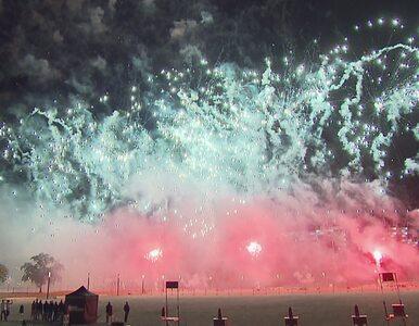 Takiego pokazu sztucznych ogni w Polsce nie było. Zobacz!