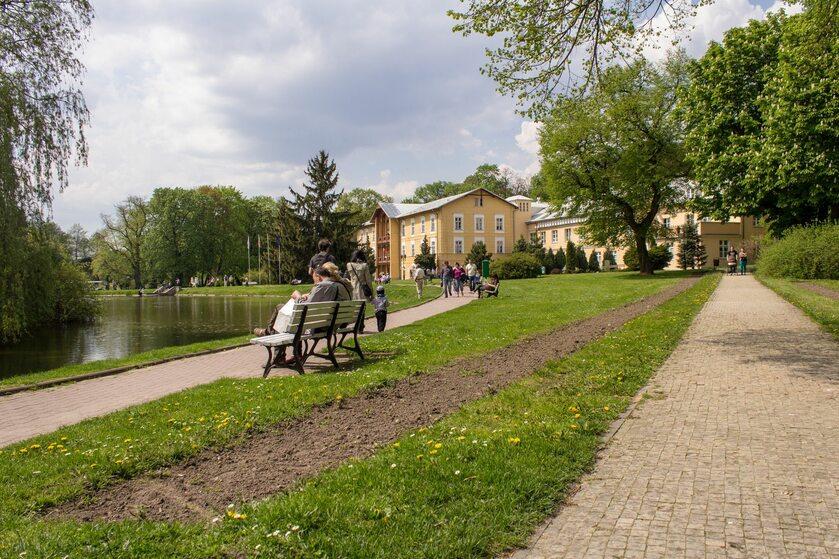 Sanatorium w Nałęczowie
