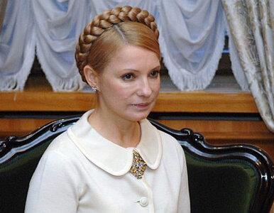 Tymoszenko: jestem chora więc przed sądem nie stanę