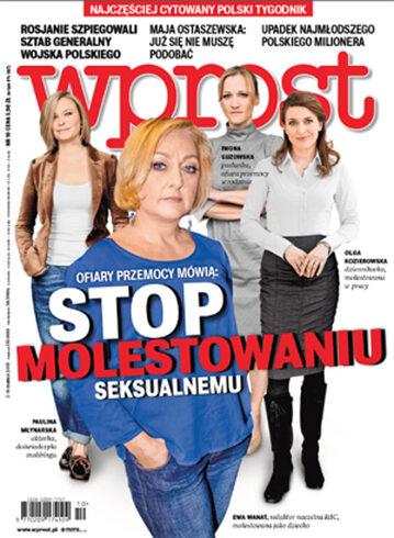 Okładka tygodnika Wprost nr 10/2015 (1669)
