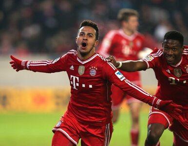 Bundesliga: Cudowny gol Thiago dał 3 punkty Bayernowi